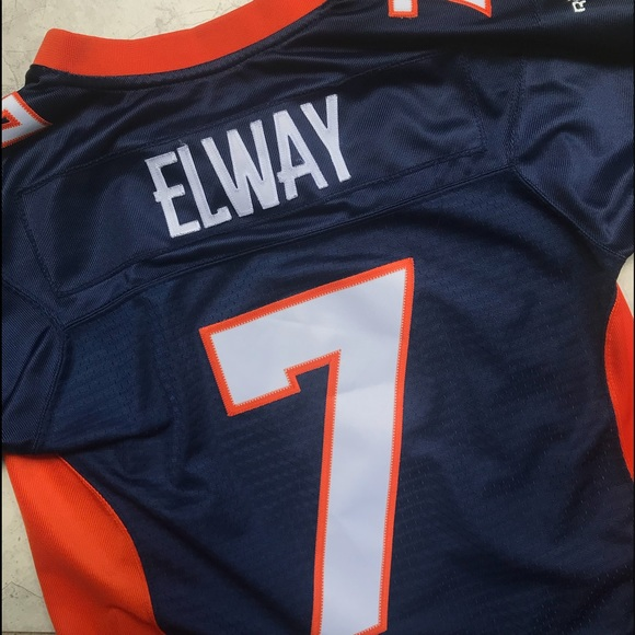 the best attitude 41e01 b4bbb John Elway 1998 Super Bowl Denver Broncos Jersey